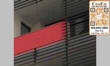 Lam chắn nắng hình hộp cosfa - kiến trúc khác biệt