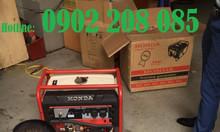 Bán máy phát điện Honda sh4500ex Vip chạy điều hòa 12000btu
