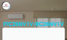 Điều hòa daikin 1 chiều 9000BTU (FTC25NV1V/RC25NV1V)