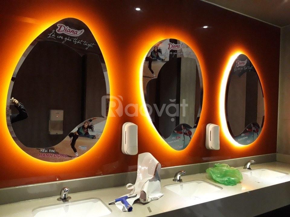 Thi công nội thất phòng tắm giá rẻ Đà Nẵng
