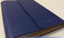 Công ty sản xuất sổ da uy tín | Cung cấp sổ da làm quà tặng