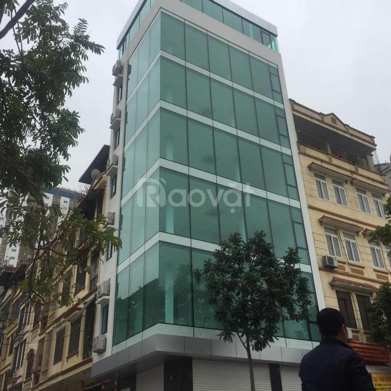 Bán nhà ngõ 100 Hoàng Quốc Việt DT 52m2, MT4.3m, giá 10 tỷ