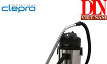 Máy hút bụi khô ướt Clepro S1/30 công nghệ Ý