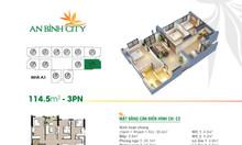 Bán căn hộ 112 m2 view trọn hồ điều hòa, tầng đẹp tại An Bình