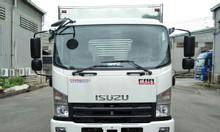 Bán xe tải trả góp Isuzu FRR 6.2 tấn, xe có sẵn, giao xe ngay