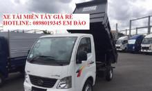 Xe ben tata 990kg, xe tải ben tata giá tốt, mua xe tải nhẹ 990kg