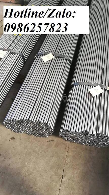 Nhà máy sản xuất và cung cấp inox tròn đặc giá rẻ sus440c
