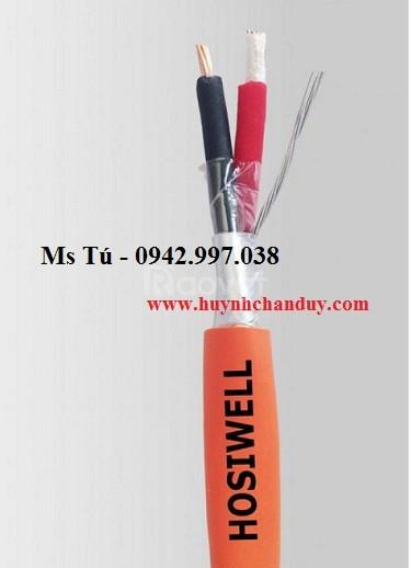 Cáp tín hiệu chống cháy 2x2.5mm2 - Hosiwell Cable