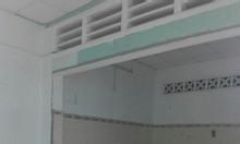 Nhà cấp 4, ấp 3, đông thạnh, DT 4x13,5m nở hậu 5m giá 1tỷ500tr
