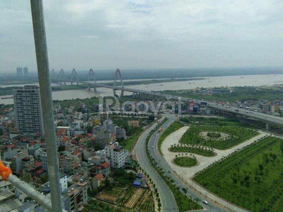 Sunshine Riverside, 3.2tỷ/80m2 tầng cao view sông Hồng nội thất ngoại