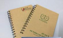 Công ty in sổ tay giá rẻ | Cơ sở in sổ tay quà tặng THP