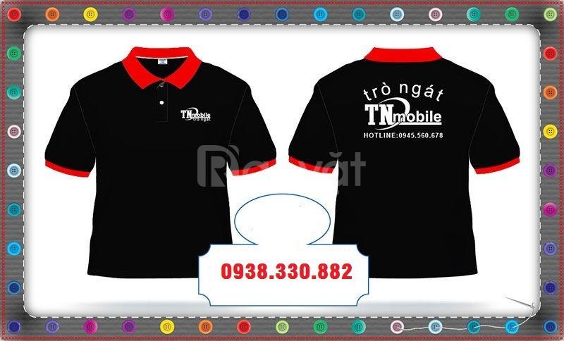 Cung cấp áo thun đồng phục cho các cửa hàng
