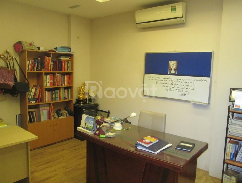 Văn phòng cho thuê KĐT Văn Quán 60m2x6T chỉ 12.8 triệu (ảnh 1)
