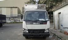 Giá xe tải Isuzu QKR thùng kín 1t9 dài 3m6 giá cả tốt thị trường