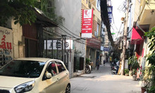 Bán nhà mặt ngõ phố Đại Cồ Việt, kinh doanh, ôtô 9 chỗ vào nhà