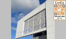 Tấm ốp hợp kim nhôm mang đến vẻ đẹp độc đáo cho công trình