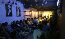 Nhượng quán café acoustic khu Tôn Thất Tùng