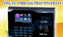 Chuyên lắp đặt máy chấm công thẻ cảm ứng wse 300 lắp đặt toàn quốc lh