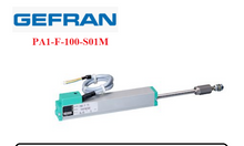 Cảm biến vị trí Gefran PA1-F-100-S01M - Công Ty TNHH Natatech