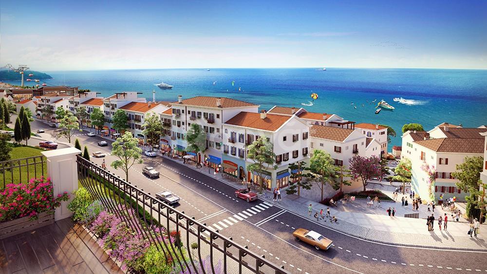 Cơ hội đầu tư tại Shophouse Địa Trung Hải- Sun Phú Quốc