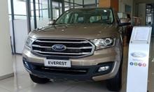Ford Everest mới, giá tốt, ưu đãi lớn, tặng ngay gói phụ kiện