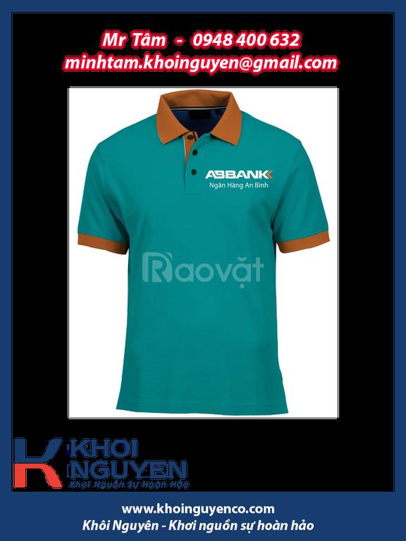 Đồng phục công ty, đồng phục nhân viên, áo cá sấu công ty, áo thun (ảnh 8)