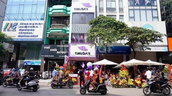 Cho thuê nhà mặt phố 123 Trần Đăng Ninh 4 tầng, MT7m giá 85tr nhà đẹp
