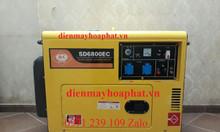 Máy phát điện chạy dầu Samdi công suất 5KW tiết kiệm nhiên liệu