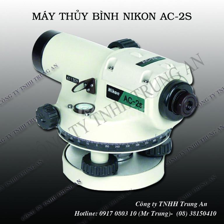 Máy thủy bình máy lấy cao độ Nikon AX-2S