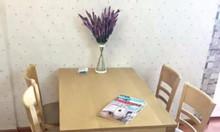 Bộ bàn ghế ăn kiểu Châu Âu