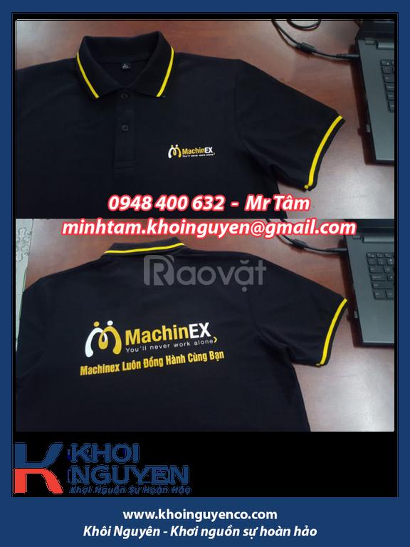Đồng phục công ty, đồng phục nhân viên, áo cá sấu công ty, áo thun (ảnh 7)
