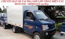 Xe tải Dongben 770kg 870kg thùng bạt, thùng kín giá rẻ miền tây