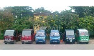 Xe ba gác chở thuê giá rẻ thị trường TPHCM (ảnh 3)