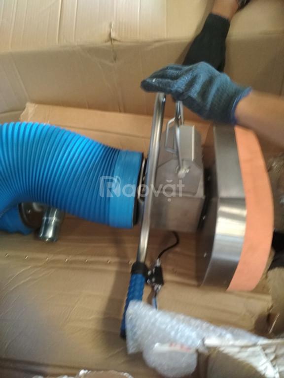 Thiết bị nâng chân không dùng việc nâng hạ bao nguyên liệu