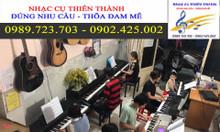 Dạy đàn piano quận 12 lớp nhạc Thiên Thành