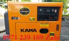 Máy phát điện Kama KDE6500T 1 pha làm mát bằng khí