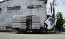 Xe tải isuzu 1t9 thùng kín dài 4m3 giá tốt thị trường