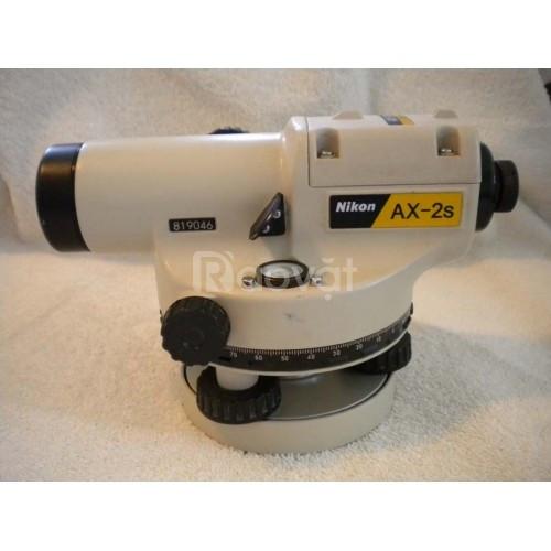 Máy thủy bình thủy chuẩn Nikon AX-2S