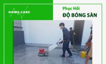 Dịch vụ phục hồi độ bóng sàn nhà tại Ninh Thuận