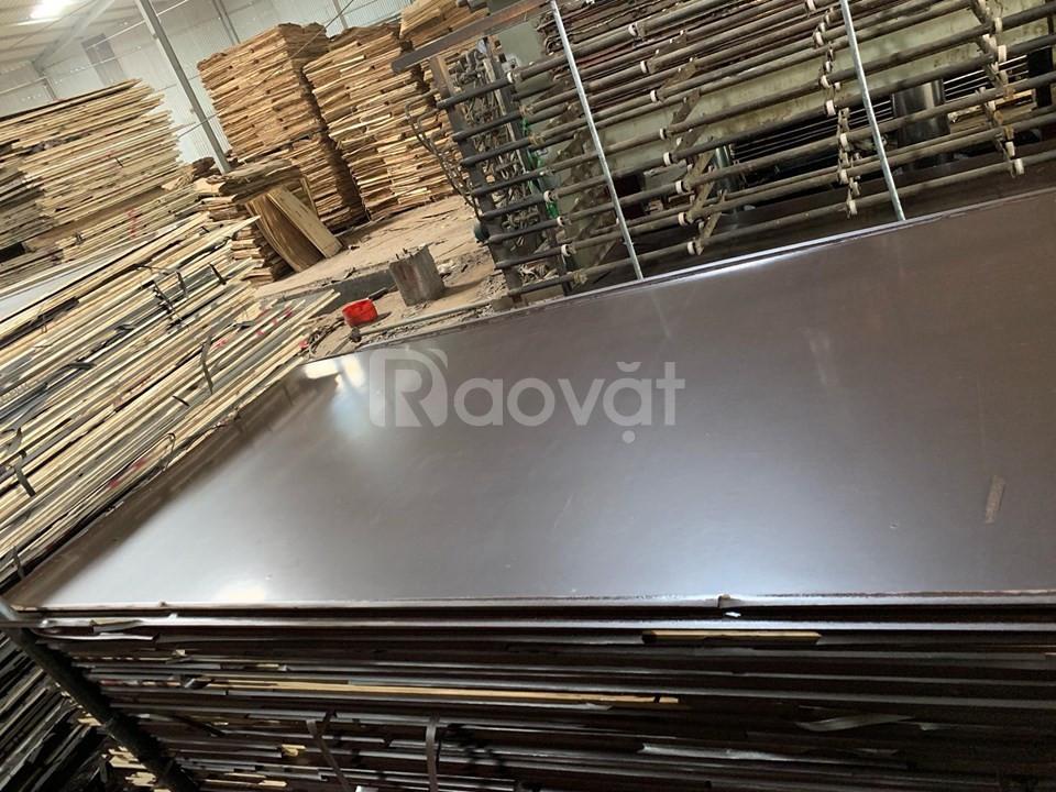 Ván ép phủ phim, cốp pha phủ phim xây dựng tại Bỉm Sơn, Thanh Hóa