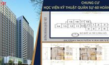 Bán gấp căn 117m2, bc Đông, cc 60 Hoàng Quốc Việt