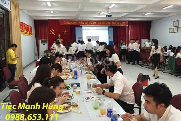Dịch vụ nấu cỗ tại nhà ở Mỹ Đình -Hà Nội