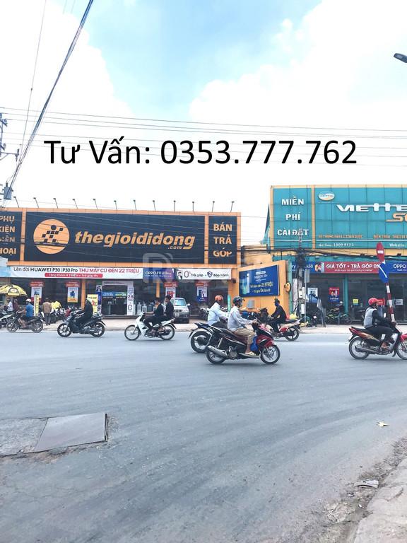 Bán đất trọ 10x20m Đinh Đức Thiện ngay KCN Cầu Tràm huyện Cần Đước