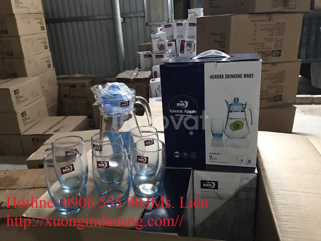 Xưởng in ly thủy tinh tại Quảng Nam