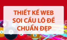 Thiết kế web soi cầu tại TP HCM