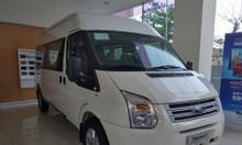 Ford Transit 16 chỗ, giá tốt, quà tặng