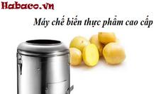 Máy gọt vỏ khoai tây giá rẻ hàng công ty 157