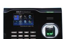 Máy chấm công vân tay ZKSoftware U160