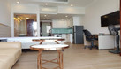 Cho thuê căn hộ Yên Phụ, Tây Hồ, 45m2, 1PN, view hồ, đủ đồ (ảnh 1)