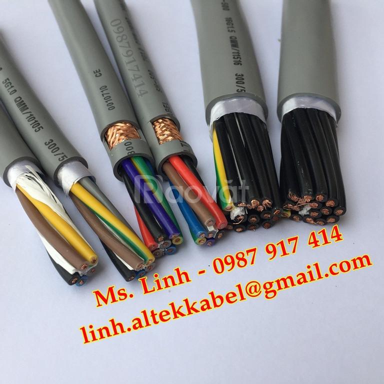 Cáp Altek Kabel, Cáp AWG, Cáp điều khiển